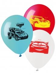 10 Globos de látex Cars™ 28 cm