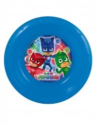 Plato hondo de plástico PJ Masks™ 16.5 cm