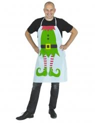Delantal elfo adulto