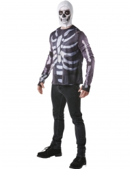 Camiseta y pasamontañas Skull Trooper Fornite™ adulto