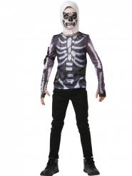 Camiseta y pasamontañas Skull Trooper fortnite™ adolescente