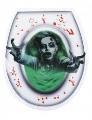 Pagatina para WC fantasma mujer 28 x 32 cm