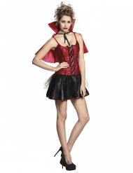 Disfraz vampiresa sexy mujer