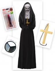 Pack disfraz momia endemoniada mujer