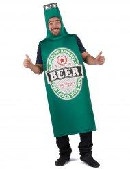 Disfraz cerveza adulto