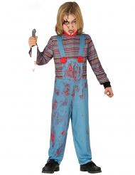 Disfraz muñeco del mal niño