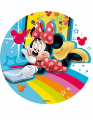 Disco almidón Minnie Mouse & Friends™ 18.5 cm