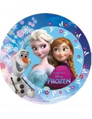 Disco oblea almidón Frozen™ 18.5 cm