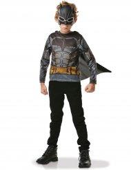 Camiseta con capa y máscara Batman™ niño