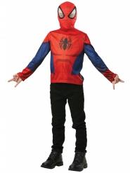 Camiseta con capucha Spiderman™ niño