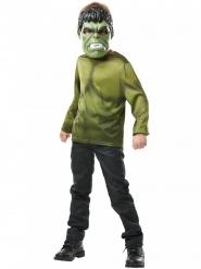Camiseta con máscara Hulk™ niño