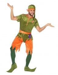 Disfraz duende del bosque hombre