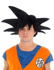Peluca negra Goku Dragon Ball Z™ adulto