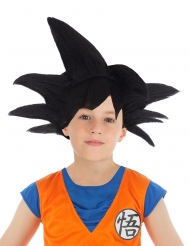 Peluca negra Goku Saiyajin Dragon Ball Z™ niño