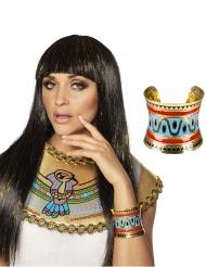 Brazalete reina del Nilo adulto