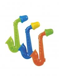 Accesorios piñata mini trompetas 5 cm