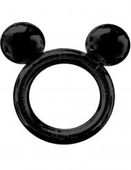 Globo aluminio marco Mickey Mouse™ 68 x 63 cm