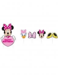 17 Velas de cumpleaños Minnie Mouse™