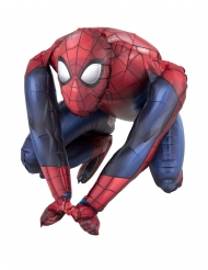 Globo aluminio Spiderman™ 38x38 cm