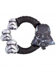 Globo aluminio marco Star Wars™ 53 x 73 cm