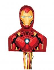 Piñata busto Iron Man™ 50 x 24 x 17 cm