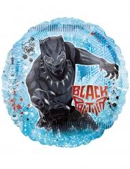 Globo aluminio Black Panther™ 71 cm