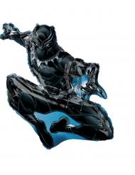 Globo aluminio Black Panther™ 81x81 cm