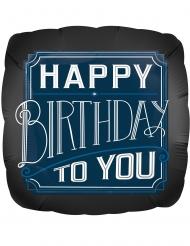 Globo Happy Birthday to you 43 x 43 cm