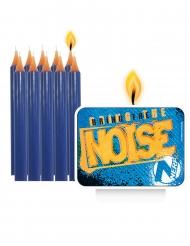 11 Velas de cumpleaños Nerf™