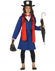 Disfraz niñera inglesa niña