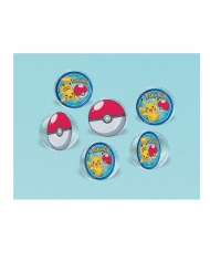 6 Pelotas saltarinas Pokemon Core™
