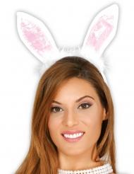 Diadema oreja de conejo adulto
