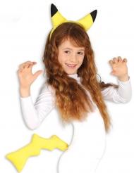 Kit roedor dinámico amarillo niño