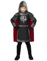 Disfraz caballero de dragones niño