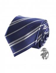 Réplica corbata de lujo con pin Ravenclaw Harry Potter™