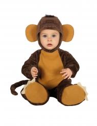 Disfraz traje chimpancé bebé