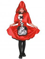 Disfraz pequeña caperucita roja niña