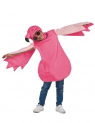 Disfraz de flamingo rosa niño