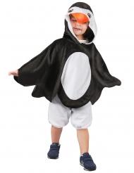 Disfraz túnica de pingüino niño
