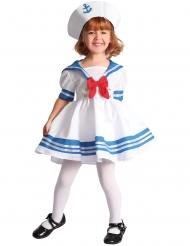 Disfraz marinera niña