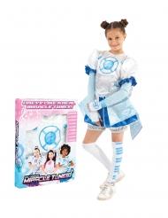Disfraz de lujo Jasmine Miracle Tunes™ niña