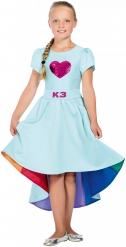 Disfraz K3 Love Cruise™ niña