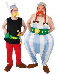 Disfraz de pareja Astérix y obélix adulto