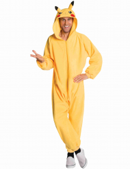 Disfraz traje Pikachu™ adulto