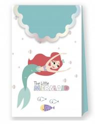 6 Bolsas regalo de cartón premium Ariel™ 21 x 13 cm