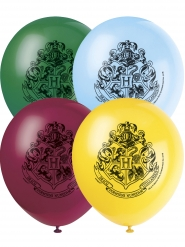 8 Globos de Harry Potter™ látex 30 cm