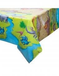 Mantel de plástico dinosaurios 1374 x 213 cm
