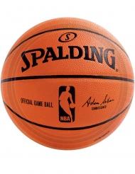 18 Platos de cartón NBA Spalding™ 23 cm