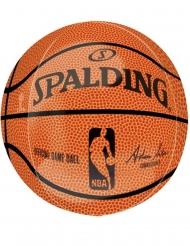 Globo aluminio NBA Spalding™ 38 x 40 cm