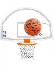 Globo aluminio de canasta NBA Spalding™ 66 x 66 cm